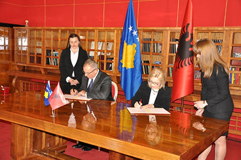 Albania and Kosovo unify their education system