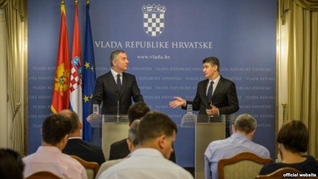 Croatia anf Montenegro agree: Prevlaka dispute must not get in the way of economic growth