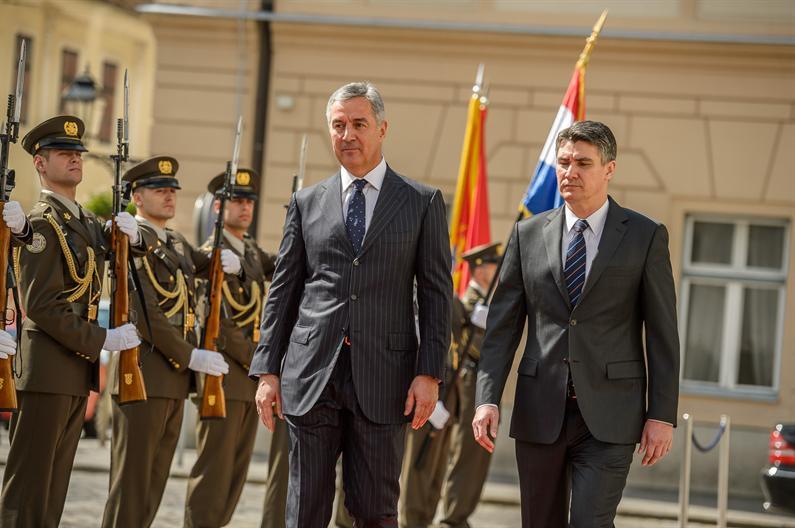 Croatia and Montenegro to resort to international arbitration to settle the Prevlaka peninsula dispute