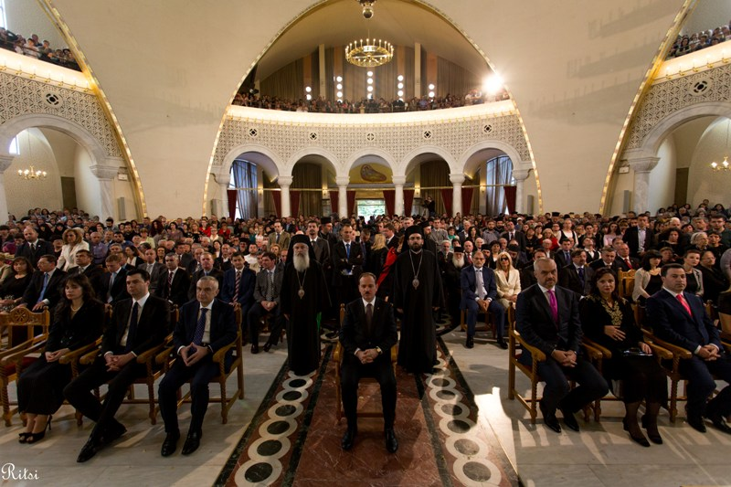 Albanian government strongly reacts against the declarations of the Serb patriarch in Tirana