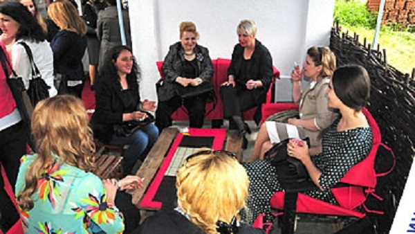 The taboo is broken, the first café for women in the Tetovo region