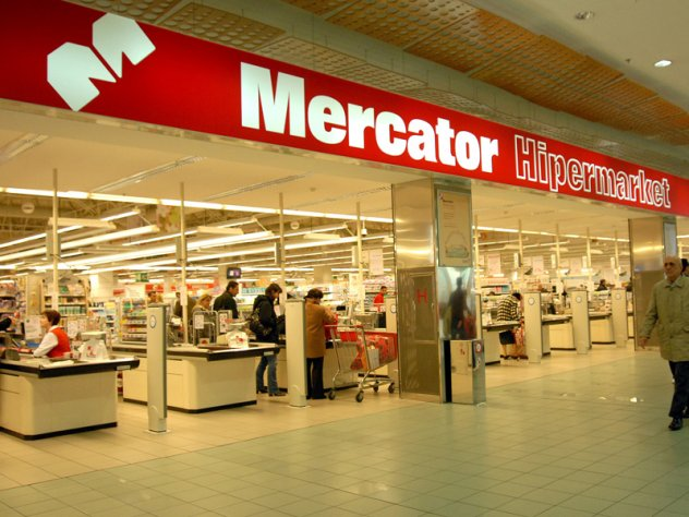 Merkator's takeover by Agrokor approved by Slovenian watchdog