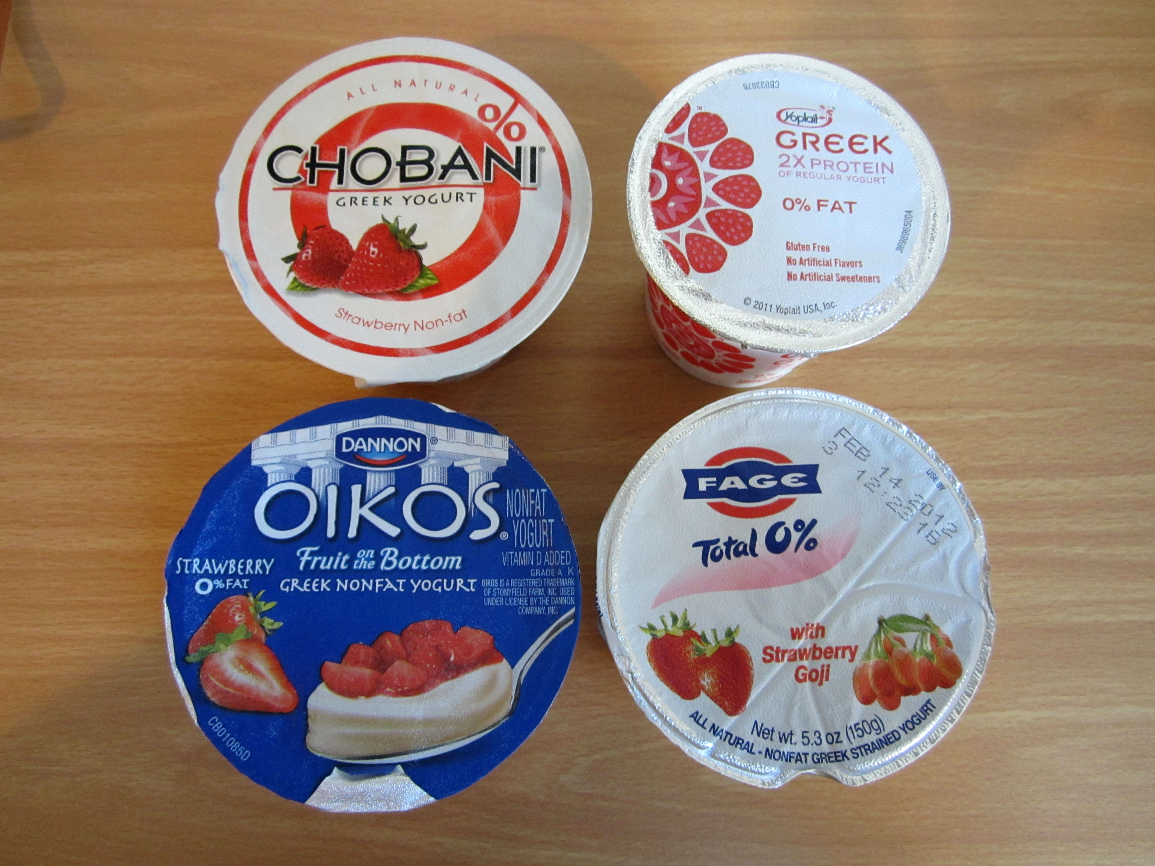 Vindication for FAGE and Greek yogurt in the UK