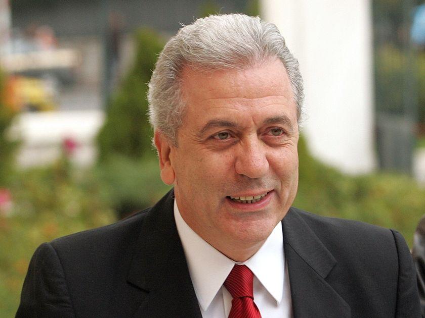Dimitris Avramopoulos the new Greek EU Commissioner