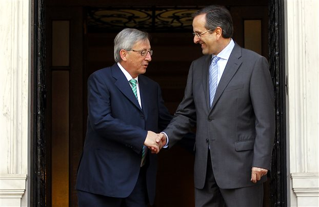 Juncker to visit Athens