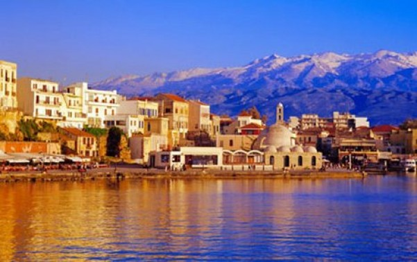 Crete concentrates 20.1% of the Greek tourism