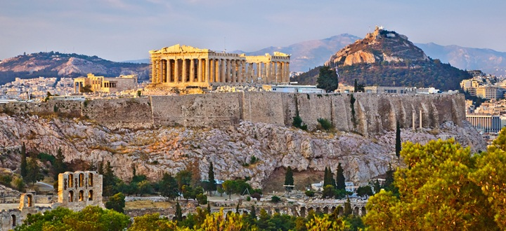 Hotels in Athens had 68.3% fullness in the first half of 2014