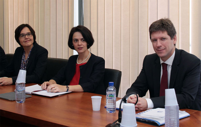 Final consultations on the updated Memorandum take place in Cyprus
