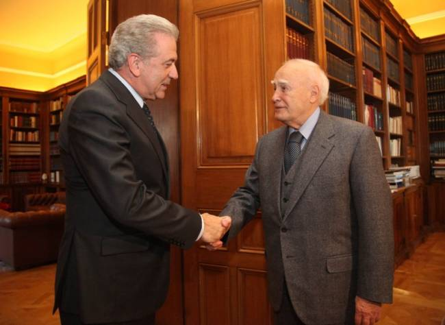 Greece is contemplating changes in the 'Papoulias – Yilmaz' Memorandum