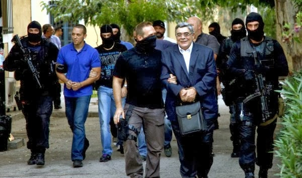 Golden Dawn remanded MPs at risk of being released from prison