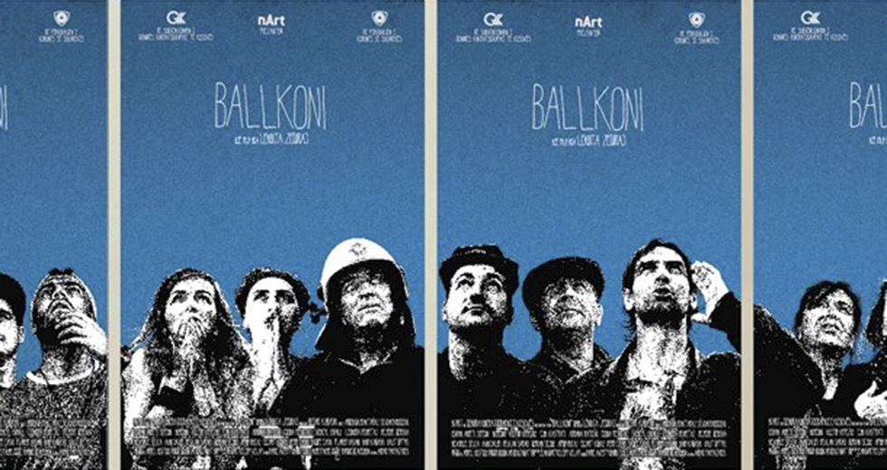 """Balcony"" by Lendita Zeqiraj in the ""KahBang"" festival in the USA"