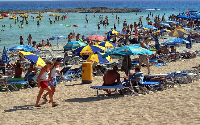Cyprus' tourism in decline