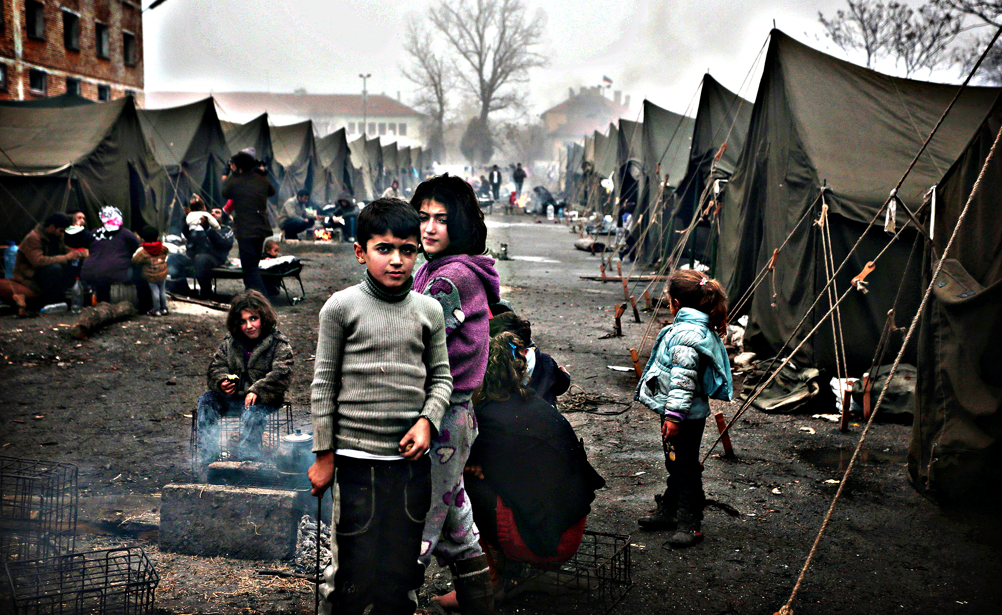 Bulgarian government plans to disperse 2000 refugees throughout country