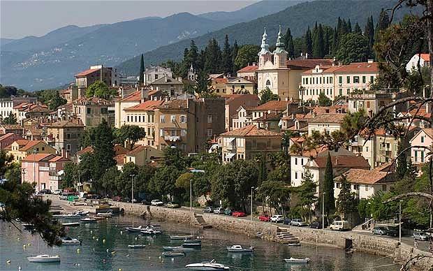 Opatija celebrates 170 years of tourism by recalling the resort's glorious season