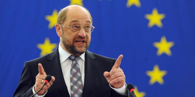 "M. Schulz: ""Turkey should stay on European track"""
