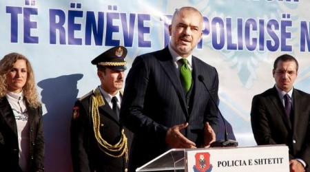 PM Rama: There's a lot of room for changes in police ranks