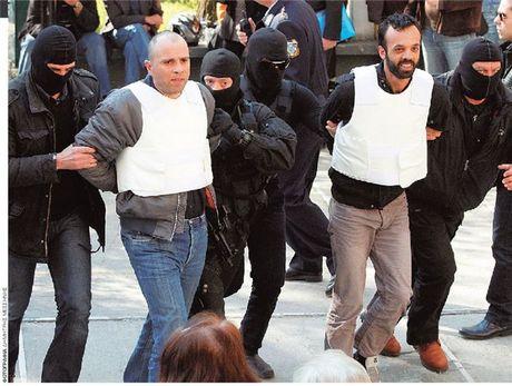 Maziotis faces serious charges; arrest was no accident Public Order minister says