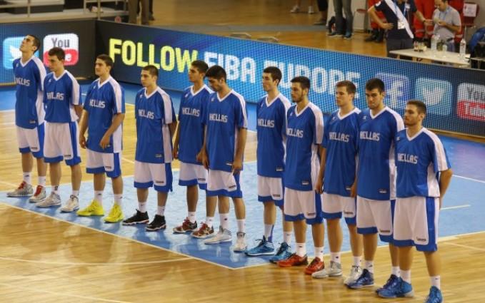 Eurobasketball: Greek youth national team progresses to quarter-finals