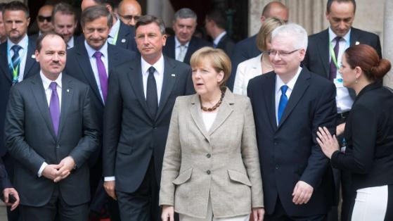 German Chancellor supports European perspective for the Balkans