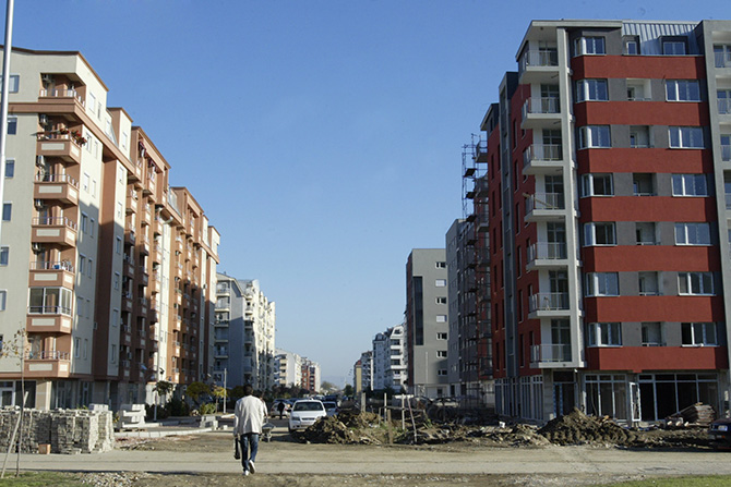 One in 12 properties in FYROM have been mortgaged