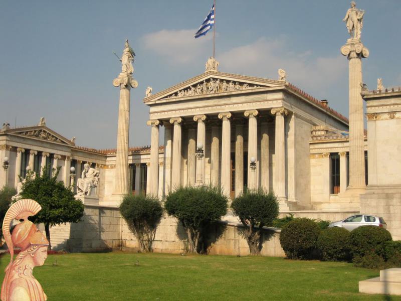 Seven Greek universities in the 1000 best in the world
