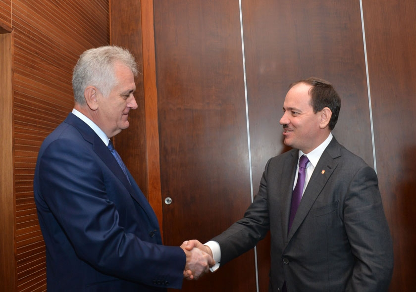 President of Albania meets the Kosovar and Serb presidents: Reality dictates a new regional cooperation