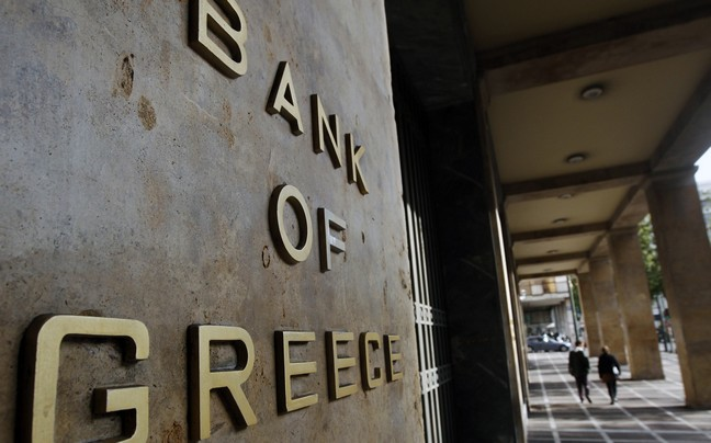"Greek government and BoG in search of a solution for ""red"" loans"