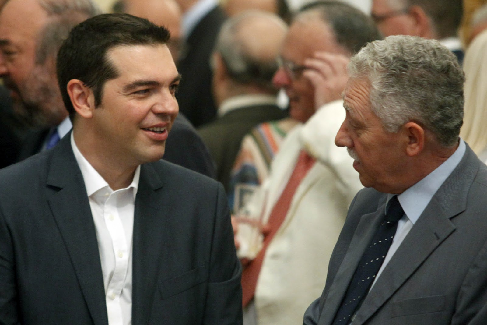DIMAR closer to SYRIZA