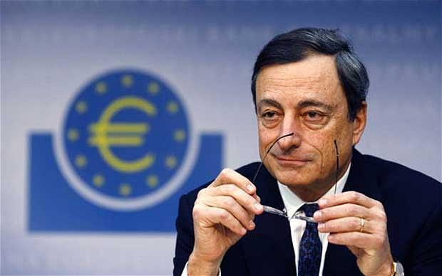 Cyprus President meets Mario Draghi