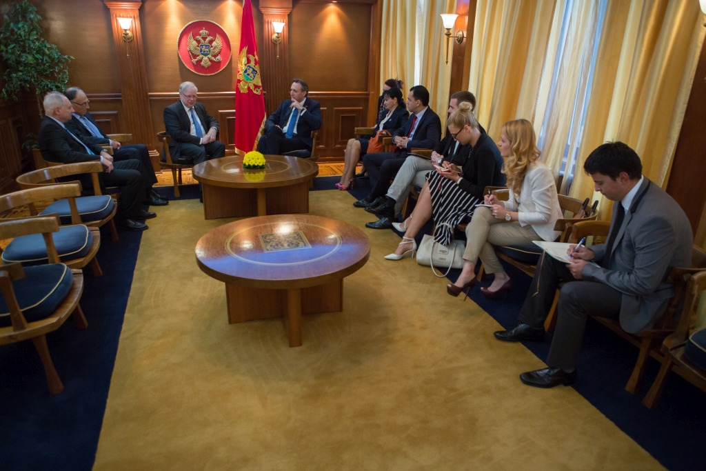 Montenegro does not have systemic violations of human rights and freedoms