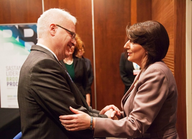 Jahjaga-Josipovic: The Balkan must join forces for the integration process
