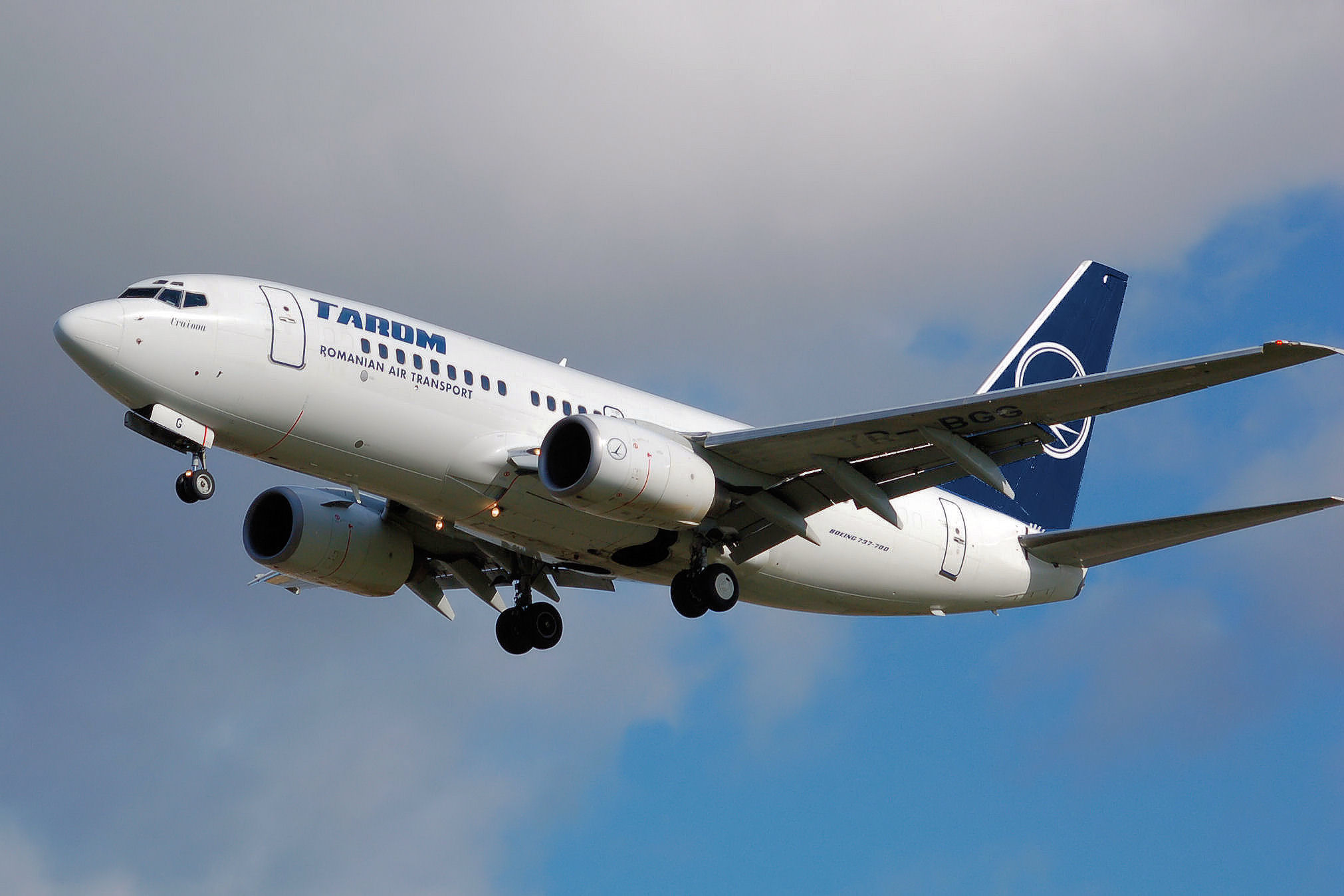 Romanian airline Tarom cut losses and increased its revenues in 2013
