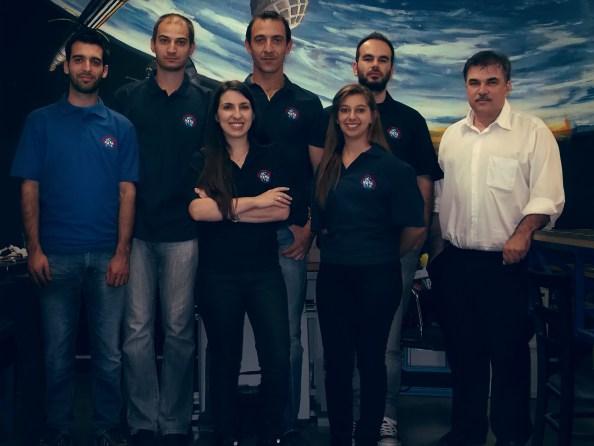 Successful launch of NASA's 'Greek' satellite