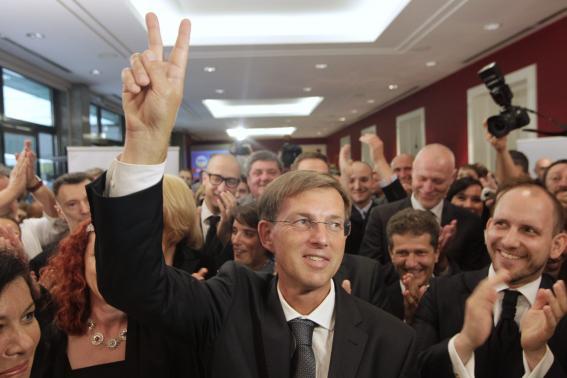 Miro Cerar the new Prime Minister in Slovenia