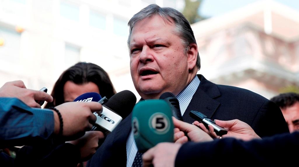 Venizelos: 'We have a comprehensive plan for the economy'