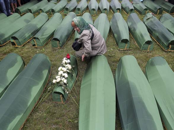 Srebrenica marked the 19th anniversary of war crime