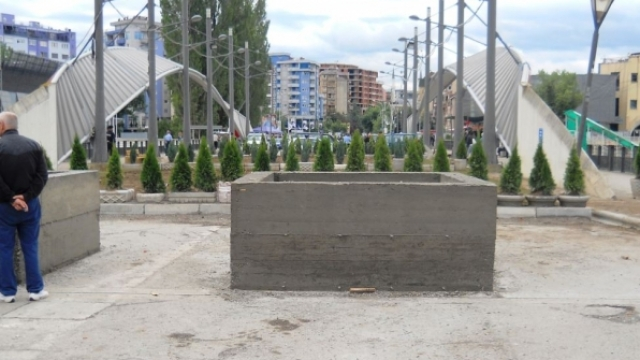 Islamic Community in Kosovo: Mitrovica's squares are being built in our property