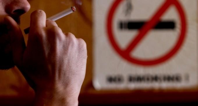 Authorities in Albania monitor the new anti-smoking law