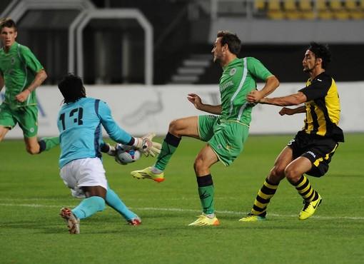 Europa League: Metalurg goes through the next round, Shkendija and Turnovo out