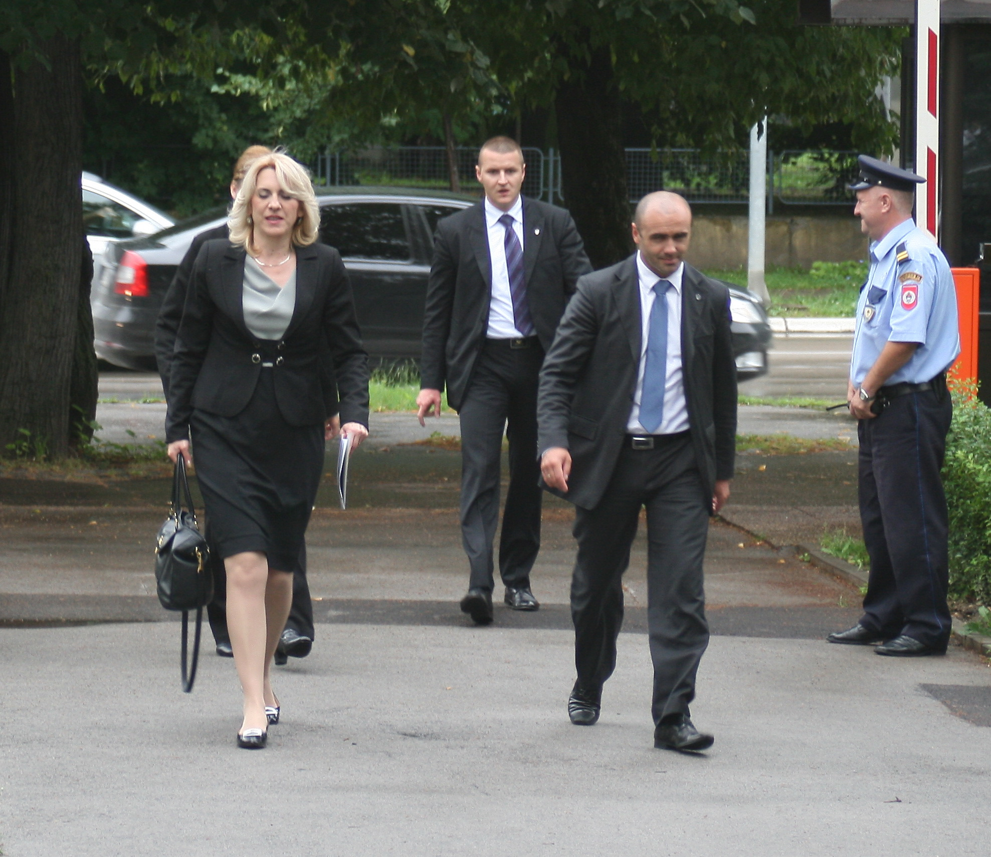 Zeljka Cvijanovic candidate for Serb member of BiH Presidency for SNSD