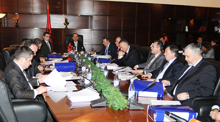 Strong debates on the role of the Supreme Council of Justice in Albania