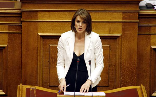 DIMAR MP Katerina Markou becomes independent as more MPs leave the party