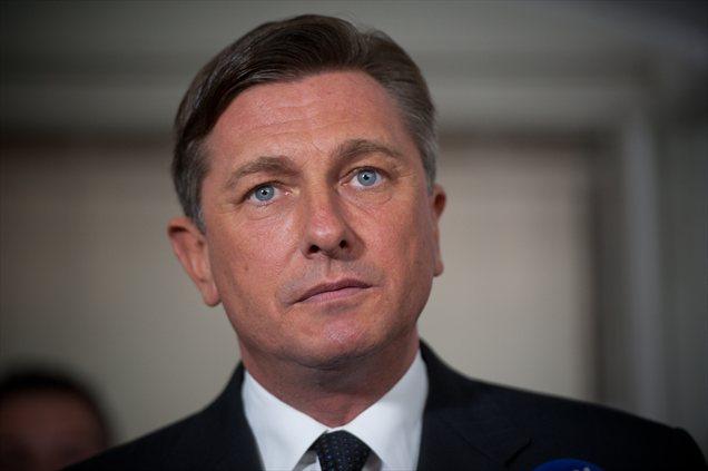 Slovenia calls for peaceful solution to Ukraine crisis