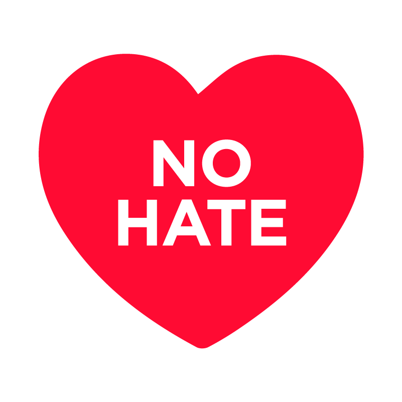 Campaign against hate speech on the internet