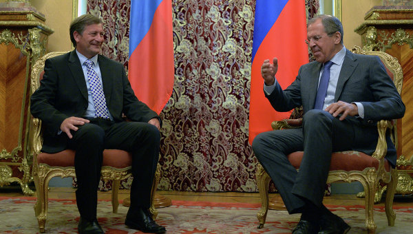 Russian FM to visit Slovenia on Tuesday