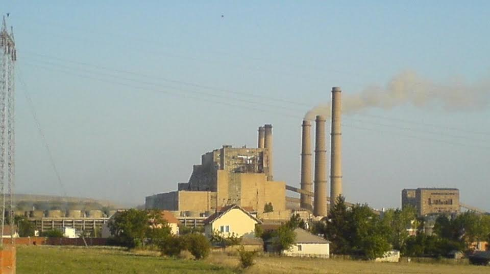 Production resumes in Kosova A thermal power station