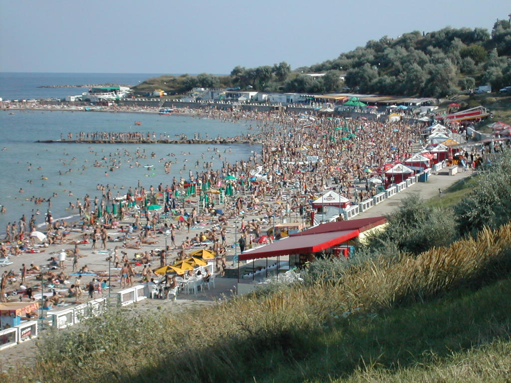 Romanian seaside opens up to Moldovan tourists