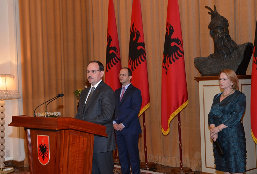 Albania must work in order to launch negotiations with EU as soon as possible, says president Nishani