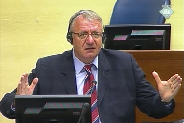 Seselj to decide on preconditions for his release