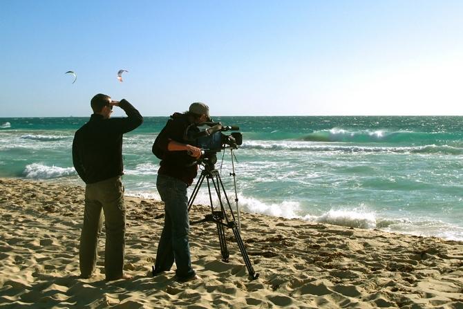 "Shooting kicks off for the film ""Father"", a German-Kosovar-Macedonian production"
